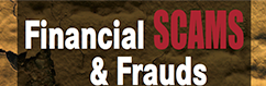 Financial Scams and Frauds