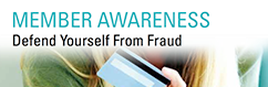 Defend Yourself From Fraud